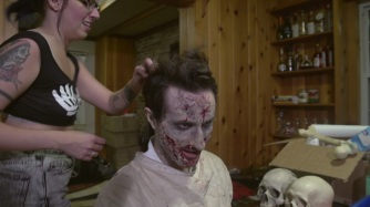 Baltimore Haunted House Behind the Scenes 5