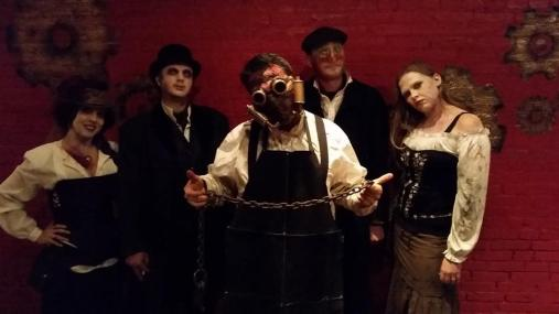 Baltimore Haunted House Promo Event 2
